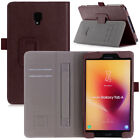 Flip Leather Case Card Pocket with Stand For Samsung Galaxy Tab A 8 Inch Tablet