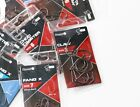 Nash New Pinpoint Hooks Claw, Longshank Twister, Floater Claw, Fang-X, Chod