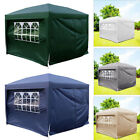 Outdoor POP-UP Camping Tent Marquees Ger Commercial Waterproof 2x2/2.5x2.5/3x3M
