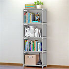 Внешний вид - Bookshelf Function Shelving Unit Storage Rack Combined Decor Bookcase Home Books