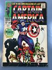 Captain America No. #100  1st First Solo Appearance Premiere Jack Kirby KEY***