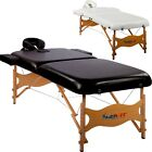 Movit Deluxe Massage Table incl. Bag, Color Choice, Tested for Contaminants