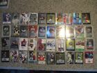 HUGE LOT OF SPORTS CARDS. AUTOS, PATCHES, RCS, JERSEYS, REFRACTORS, INSERTS.