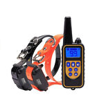 Dog Shock Collar With Remote Waterproof Electric For Large 875 Yard Pet Training <br/> Easy Control on Dogs! Harmless &amp; Safe! Good Review!