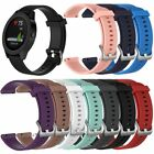 Silicone Watch Bands Wrist Strap Bracelets For Garmin Vivoactive 3 / Vivomove HR
