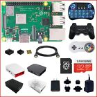 2018 Raspberry Pi 3 B+ (B Plus) Do-It-Yourself (DIY) Kit - Black