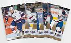 17/18 UPPER DECK CHL BASE TEAM SETS Hockey (#ACA-WIN) U-Pick From List