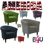 New Modern Accent Chair For Office Living Room 1 Seat Round Back Multiple Colors