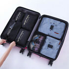 Kyпить 7 Waterproof Packing Cube Compression Clothes Storage Bag Travel Insert Case Set на еВаy.соm