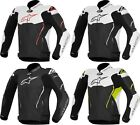 Alpinestars Atem Leather Motorcycle Riding Jacket Mens All Sizes All Colors