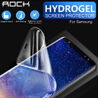 acemannan hydrogel - ROCK HYDROGEL AQUA FLEX Screen Protector for Samsung Galaxy S9 S8 Plus S9+
