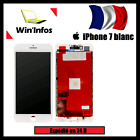 "VITRE TACTILE + ECRAN LCD COMPLET "" grade AAA+ "" pour iPhone 7 BLANC"