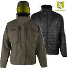Hodgman® Aesis 3 in 1 Fishing Jacket Waterproof Shell & Inner Jacket