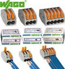 Внешний вид - Wago Lever-Nuts 2,3,5 Conductor Cage Clamp Terminal Block 12-28 AWG ,32A
