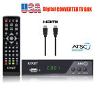 FTA 1080P Digital Terrestrial ATSC Clear Analog Cable TV Tuner Receiver Antenna