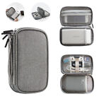 Travel Digital Gadget Organizer Storage Bag USB Power Bank Cable Electronic Case