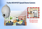 Hikvision DS-2AF7230TI-AW Turbo HD External IR PTZ Camera Auto Tracking & wiper