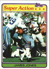 1981 Topps Football Card Pick 327-527 $0.99 USD on eBay