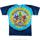 GRATEFUL DEAD-BEACH BEARS BINGO-2 SIDED TIE DYE TSHIRT 3X, 4X, 5X, 6X Terrapin
