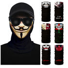 3D Ski Cycling Snowboard Scarf Neck Warmer Face Mask Biker Headwear UV