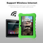 """7"""" Quad Core 1+8GB Tablet for Kids 3G TF Android7.1 Dual Camera WiFi Bundle Case"""
