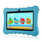 """7"""" Kids Tablet PC Google Android 7.1 Quad Core Dual Camera WIFI Bundle Case Gift"""