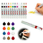 permanent colored markers - Waterproof Permanent Paint Marker Pen Universal Car Tyre Tire Tread Rubber Metal