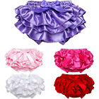 Внешний вид - Infant Newborn Baby Girl Ruffle Bottoms Pants Nappy Diaper Cover Panties Skirts