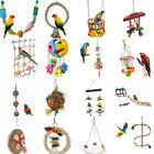 Parrot Swing Bird Toy Nest Bed Rope Cage Toys Parakeet Cockatiel Budgie Grand
