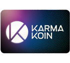 Karma Koin Code $10 $25 or $50 - Fast Email Delivery <br/> CA Only. May take 4 hours for verification to deliver.