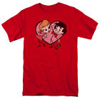 I Love Lucy Cartoon Love T-shirts & Tanks for Men Women or Kids