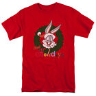Looney Tunes Holiday Bunny T-shirts for Men Women or Kids