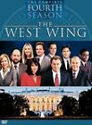 The West Wing - The Complete Fourth Season (DVD, 2005, 6-Disc Set) New/Sealed
