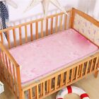 Infant Baby Cot Sheets Sleeping Mat Newborn Baby Crib Bed Sheets Cool Breathable