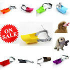Внешний вид - Stylish Strap Design Duck Mouth Shape Silicone Muzzle Mouth Cover Mask For Dog