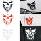 "Hood Decal Vinyl Sticker Skull Car Auto Tailgate Window 16"" Reflective SUV Truck"