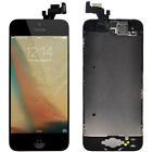 For iPhone 6 5C 5S 5 Screen Replacement LCD Touch Digitizer Assembly+Home Button