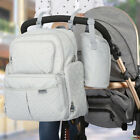 2018 Baby Diaper Bag Mummy Backpack Maternity Bags Stroller Bag Large Capacity