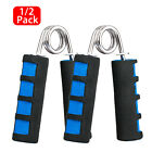 2X 1X Heavy Strength Exercise Gripper Hand Grippers Grip Forearm Wrist Grips image