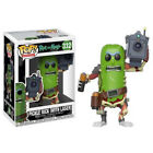 UK Limited Editio Funko Pop Rick And Morty Vinyl Action Figure Toy Doll Gift Box