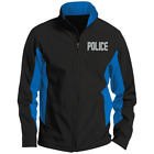 Embroidered Police Tall Performance Jacket