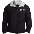 PA Embroidered Police Performance Full Zip Jacket