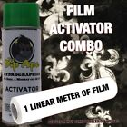 SAINTS NEW ORLEANS DIP APE ACTIVATOR FILM COMBO HYDROGRAPHIC WATER TRANSFER $19.99 USD on eBay