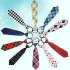 Bow Tie Polyester Necktie for Children Boys School Wedding Party Formal Pageant