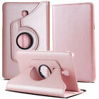 Folio Rotating Leather Case Cover For Samsung Galaxy Tab A 8.0 inch T380 T350