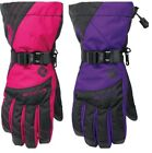 Arctiva Womens Pivot Waterproof Snowmobile Gloves All Colors S-3XL