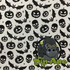 TRICK OR TREAT HALLOWEEN HYDROGRAPHIC WATER TRANSFER HYDRO FILM DIP APE