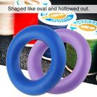 Practical Sewing Embroidery Bobbin Soft Rubber Organizer Holder Ring Blue/Purple