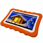 "7"" 8GB Google Android 4.4 Quad Core Tablet PC For Kids Edition Bundle Gel Case"