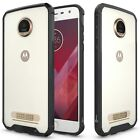 For Motorola Moto Z2 Play Case Hard Back Bumper Slim Shockproof Phone Cover